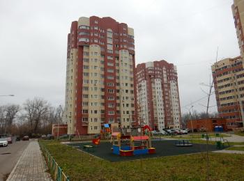 Новостройка ЖК на ул. Трудовая
